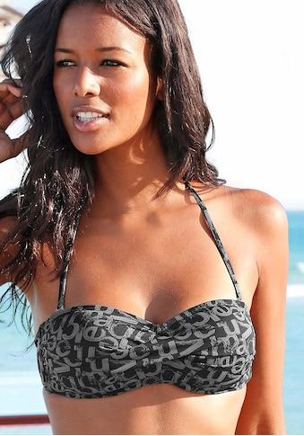 Venice Beach Bandeau - Bikini - Top »Karibik« kaufen