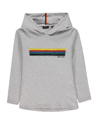 Marc O'Polo Junior Langarmshirt mit Kapuze kaufen