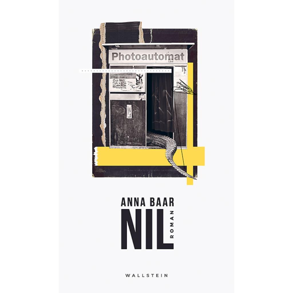 Buch »Nil / Anna Baar«