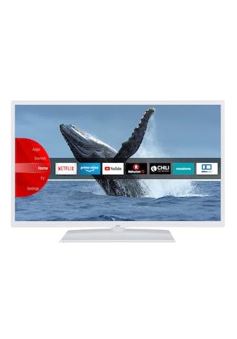 "JVC LED-Fernseher »LT-32VH5155W«, 80 cm/32 "", HD ready, Smart-TV kaufen"