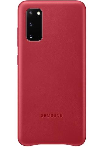 Samsung Smartphone - Hülle »Leather Cover EF - VG980« kaufen