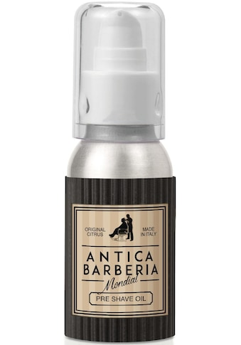 "Mondial Antica Barberia Rasieröl ""PRE SHAVE OIL Orig. Citrus"" kaufen"