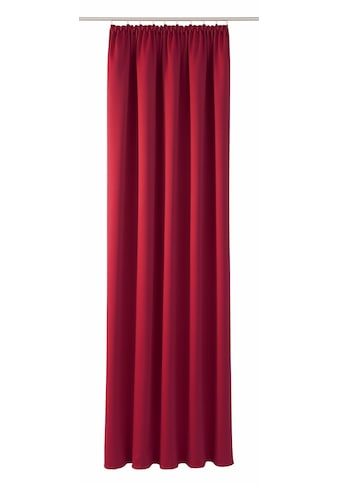 Vorhang, »Darken«, TOM TAILOR, Kräuselband 1 Stück kaufen