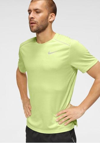 Nike Laufshirt »MEN NIKE DRY MILER TOP SHORTSLEEVE« kaufen