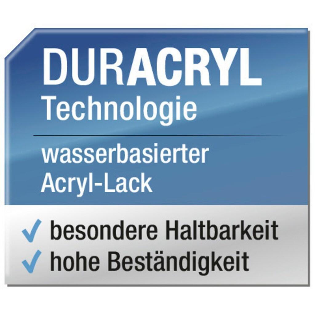 SCHÖNER WOHNEN-Kollektion Lack »Home Buntlack«, glänzend, 750 ml, cremeweiß RAL 9001