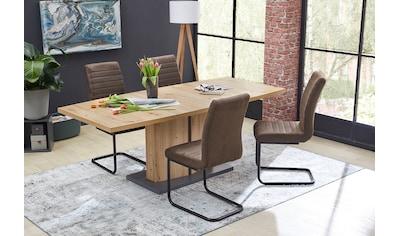 Jockenhöfer Gruppe Esstisch, Auszugsfunktion 160-200 cm kaufen