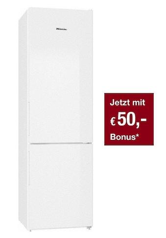 Stand - Kühl - Gefrierkombination, Miele, »KFN 29133 ws« kaufen
