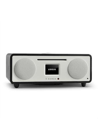 Numan Internet Radio CD Player 30W USB Bluetooth Spotify Connect »NUMAN Two 2.1« kaufen