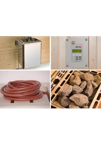 WEKA Set: Saunaofen »OS«, 7,5 kW, externe Steuerung, inkl. Zubehör kaufen