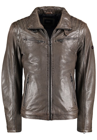 DNR Jackets Lederjacke, mit Umlegekragen kaufen
