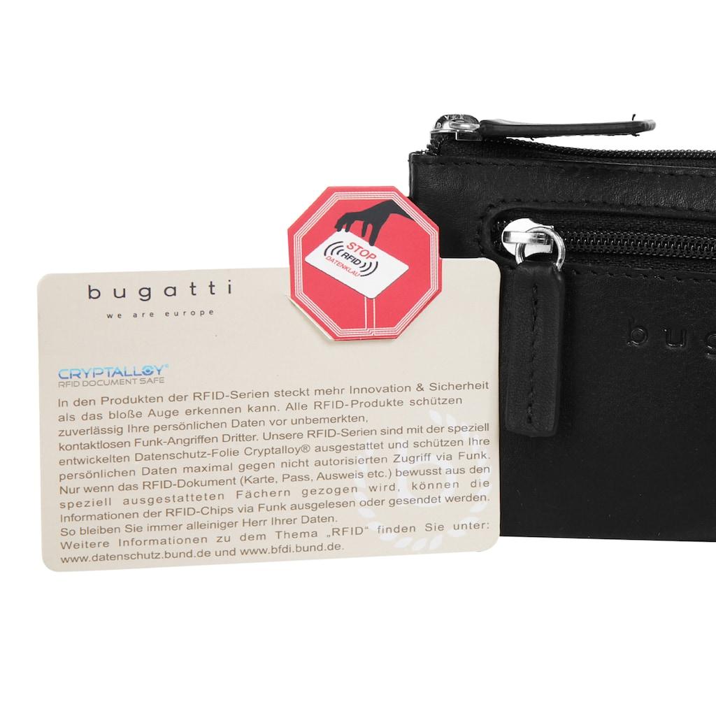 bugatti Schlüsseltasche »PRIMO RFID«, RFID-Schutz