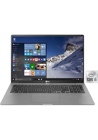 LG Notebook »Gramm 17 Ultraleichtes«, ( 512 GB SSD), 8 GB DDR4-RAM kaufen