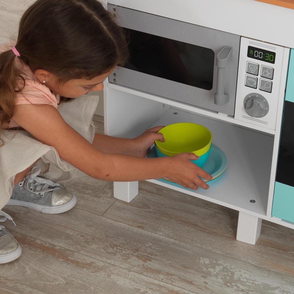 KidKraft® Spielküche »Gourmet Chef-Spielküche«, mit EZ Kraft Assembly™