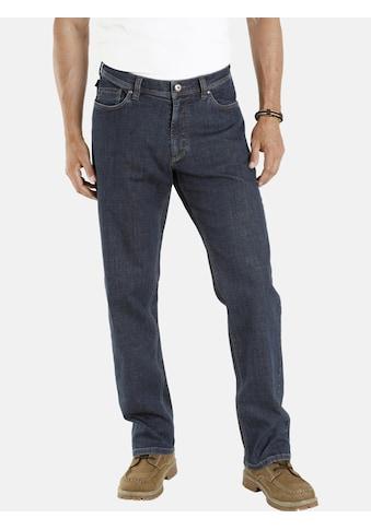 Jan Vanderstorm 5-Pocket-Jeans »BARLIN«, bequemer Unterbauchschnitt kaufen