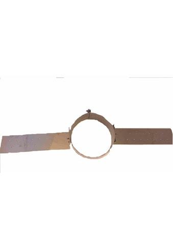 ZICKWOLFF Edelstahl - Schornstein Sparrenhalterung, Breite: 8 cm kaufen