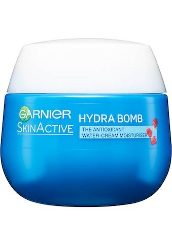 GARNIER Feuchtigkeitscreme »Hydra Bomb Glow Booster«, Feuchtigkeitsspendende Wirkstoffe kaufen