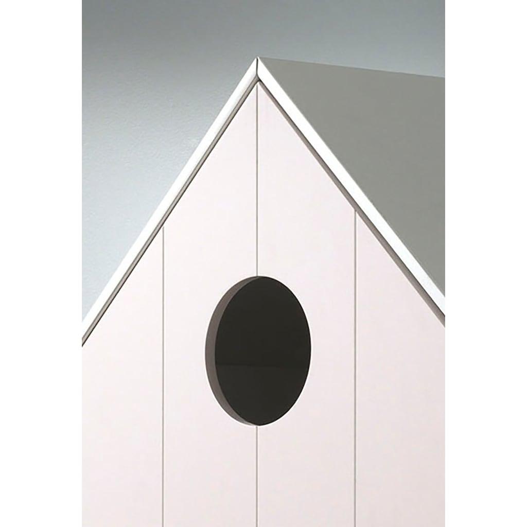 Vipack Drehtürenschrank »Casami«, in Strandhaus-Optik