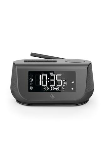 Hama DAB Digital Radio, Radiowecker, DAB/FM/Bluetooth »DR36SBT, Ladefunktion« kaufen