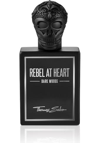 "THOMAS SABO Eau de Toilette ""Rebel at Heart Dark Woods"" kaufen"