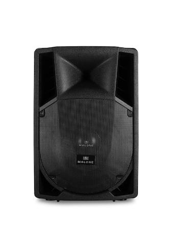 Malone Aktiver 2 Wege PA Lautsprecher Monitor Box Aktivbox 750W RMS »PP 2215A« kaufen