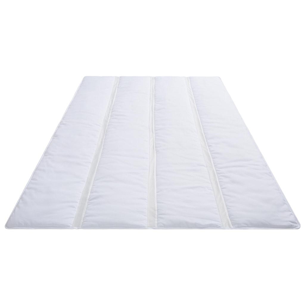 my home Microfaserbettdecke »Meshhie«, leicht, Füllung 3D-Hohlfaser, Bezug Polyester, (1 St.), Die Bettdecke für heiße Sommertage und heiße Typen