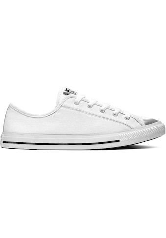 Converse Sneaker »CHUCK TAYLOR ALL STAR DAINTY MONO METALLIC« kaufen