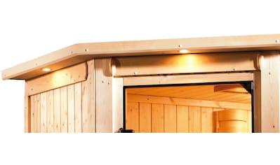 Karibu Sauna »Sanna 1«, ohne Ofen kaufen