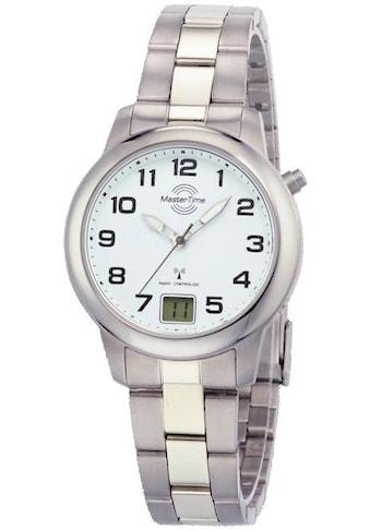 MASTER TIME Funkuhr »MTLT-10654-41M« kaufen