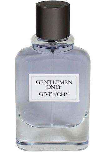 GIVENCHY Eau de Toilette »Gentlemen Only« kaufen