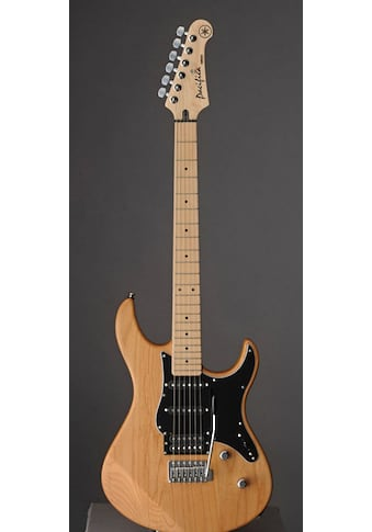 Yamaha E-Gitarre »PA112VMXYNSRL, Yellow Natural Satin« kaufen