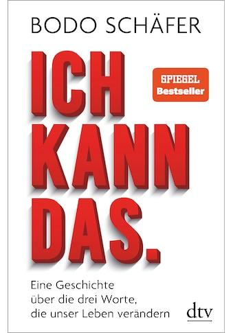 Buch »Ich kann das / Bodo Schäfer« kaufen