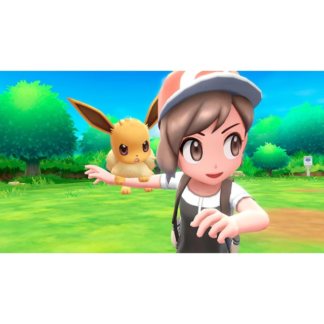 Pokémon: Let's Go, Evoli! Nintendo Switch