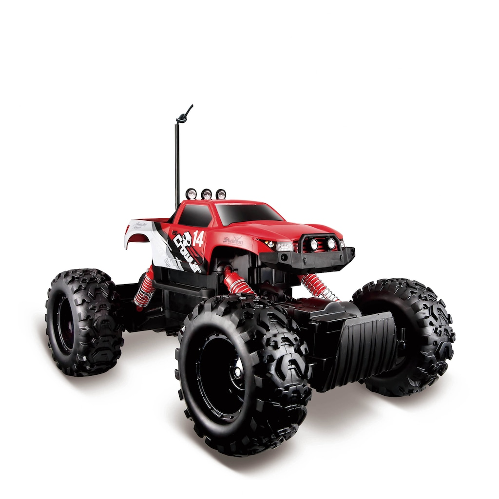 Maisto Tech RC-Monstertruck »Rock Crawler«