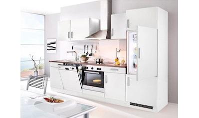 HELD MÖBEL Küchenzeile »Toronto«, ohne E - Geräte, Breite 280 cm kaufen