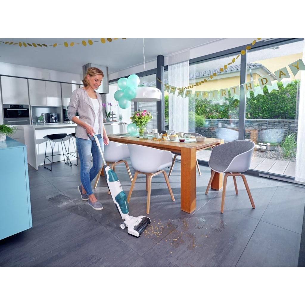 Leifheit Nass-Trocken-Akkusauger Akku-Saugwischer Regulus Aqua PowerVac, 120 Watt, beutellos