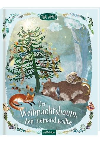 Buch »Der Weihnachtsbaum, den niemand wollte / Yuval Zommer, Yuval Zommer, Cornelia... kaufen
