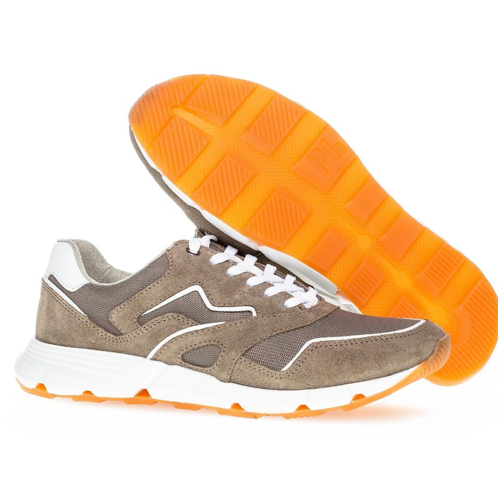 Pius Gabor Sneaker, mit auffälliger Laufsohle