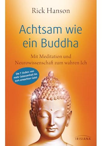 Buch »Achtsam wie ein Buddha / Rick Hanson, Ulrike Kretschmer« kaufen