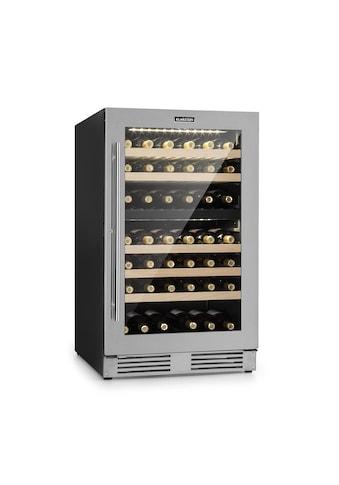 Klarstein Zweizonen - Weinkühlschrank 189l 78 Flaschen »HEA10 - Vinovilla Duo« kaufen