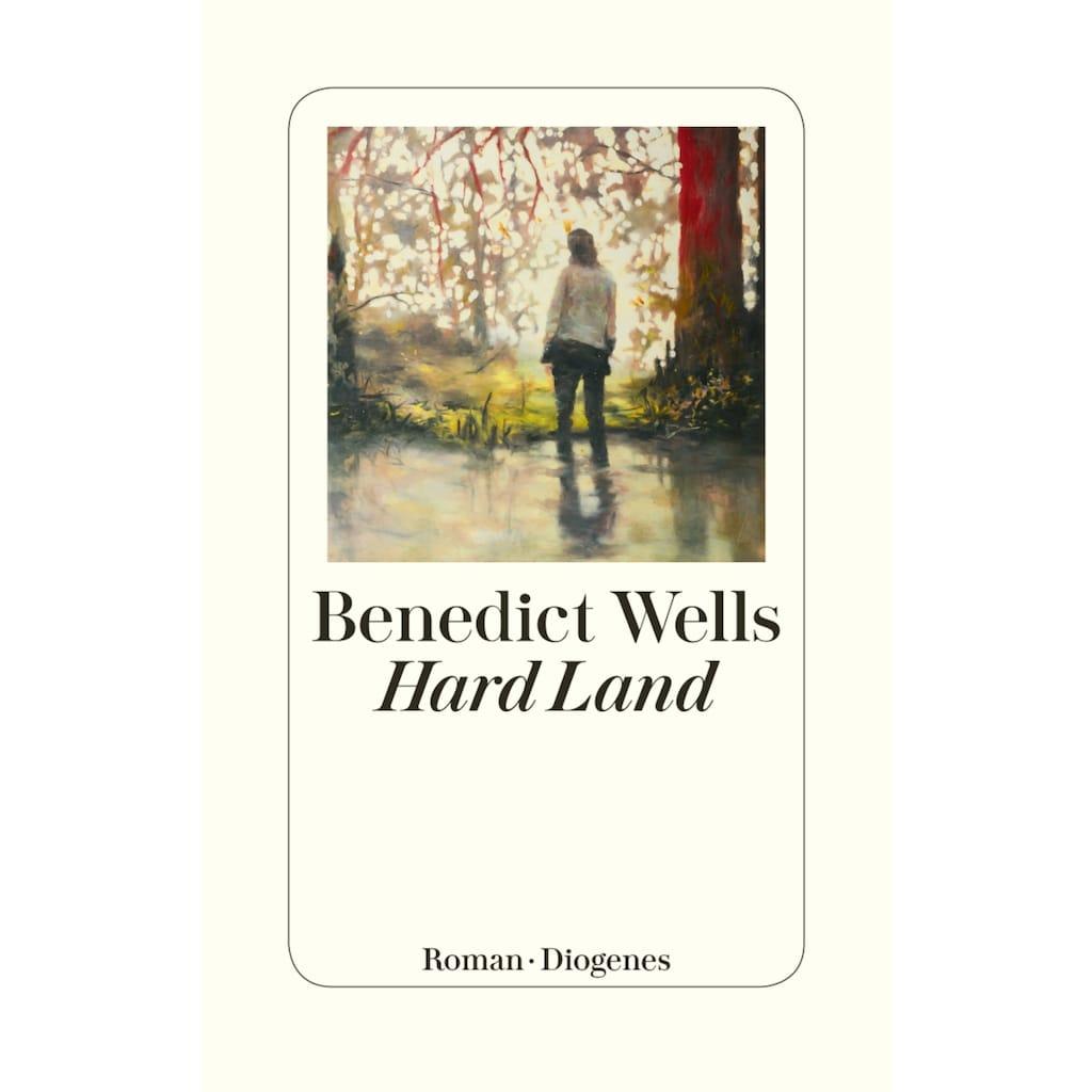 Buch »Hard Land / Benedict Wells«