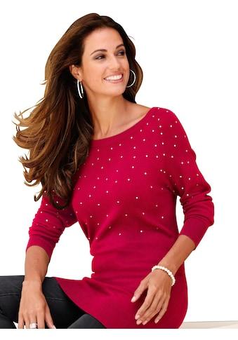 Alessa W. Strickpullover »Pullover« kaufen
