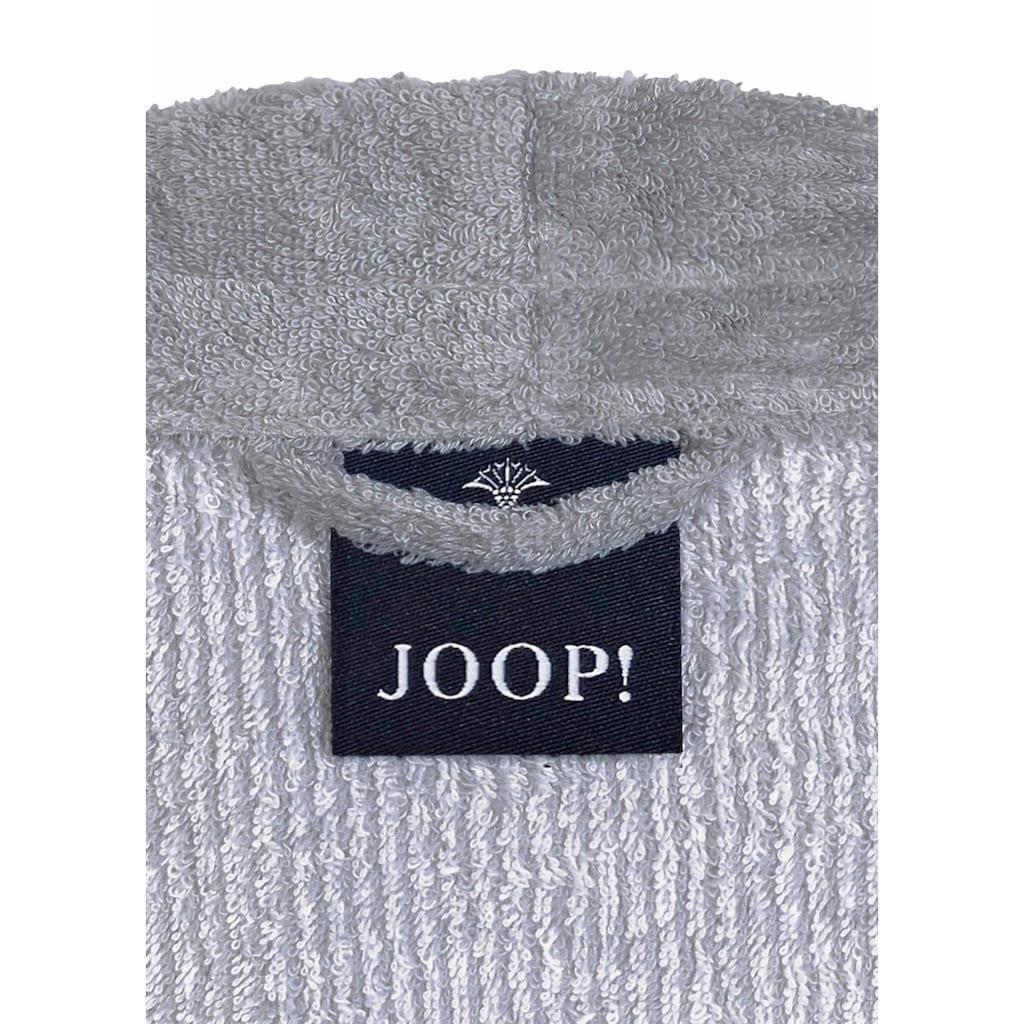 Joop! Herrenbademantel »Uni Kimono«, (1 St.), in extraflauschiger Qualität