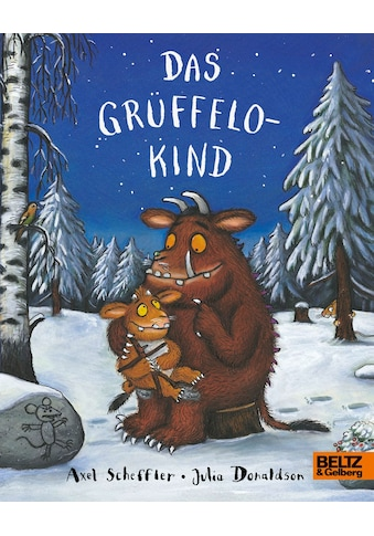Buch Das Grüffelokind / Axel Scheffler; Julia Donaldson; Monika Osberghaus; Macmillan Children's Books kaufen