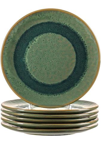 LEONARDO Dessertteller »Matera«, (Set, 6 St.), Keramik, Ø 23 cm kaufen