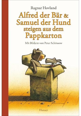 Buch »Alfred der Bär und Samuel der Hund steigen aus dem Pappkarton / Ragnar Hovland,... kaufen
