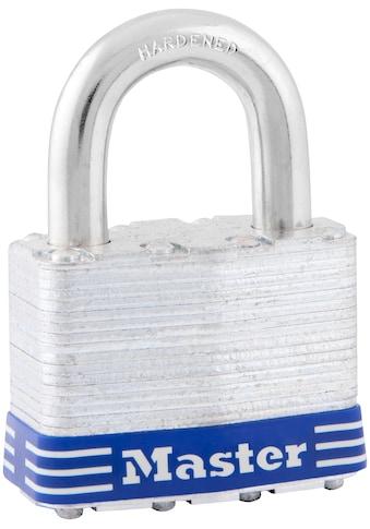 MASTER LOCK Vorhängeschloss 51 mm aus laminierten Stahl kaufen