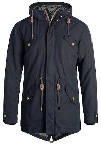 REDEFINED REBEL Parka »Morest«, warme Jacke mit hochabschließendem Kragen kaufen