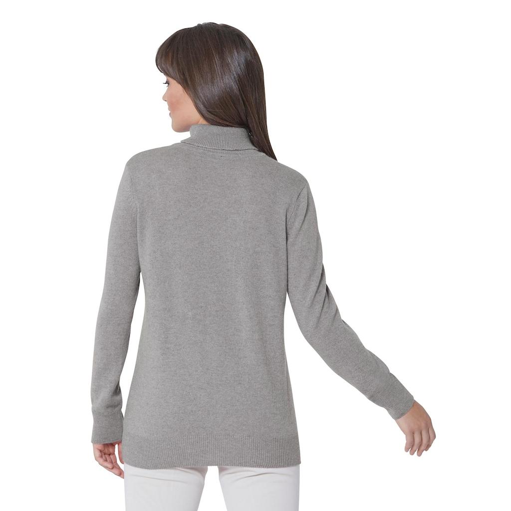 Casual Looks Kaschmirpullover »Kaschmir-Pullover«