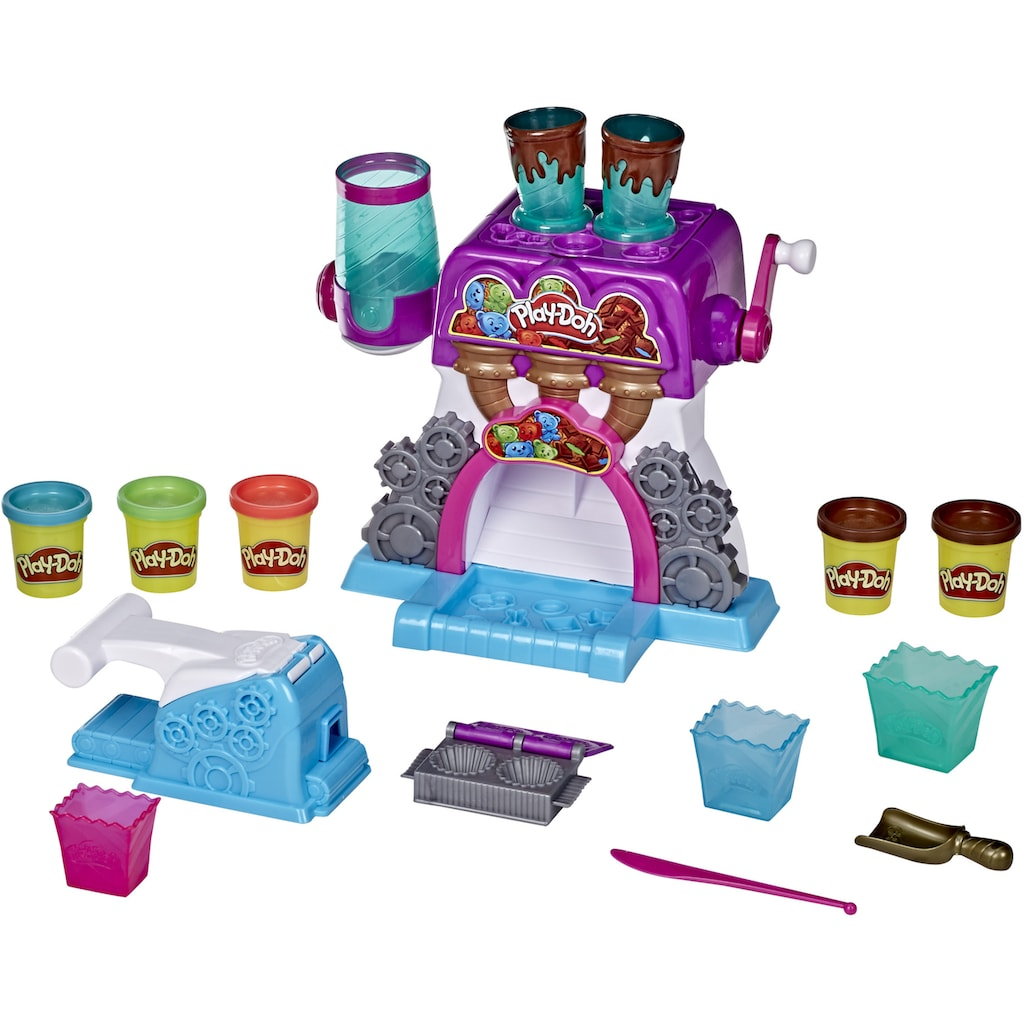 Hasbro Knete »Play-Doh, Bonbon-Fabrik«