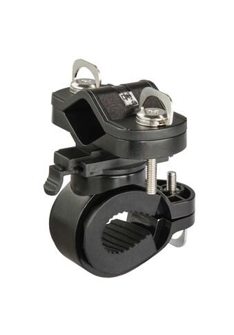Hama Halterung »360° drehbar, Schwarz«, Universal-Taschenlampen-Halter für Fahrradlenker kaufen